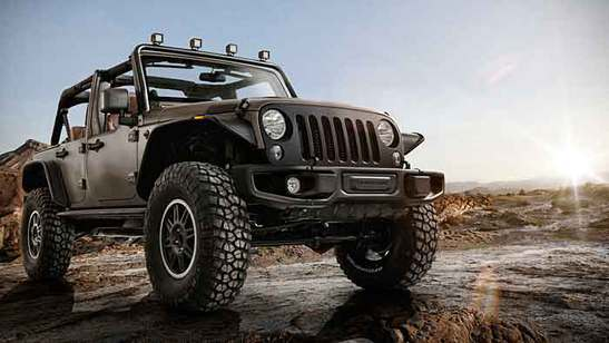 Jeep Wrangler Unlimited Rubicon Stealth – der Offroader