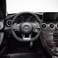 Mercedes-AMG-C63-Edition1 Cockpit