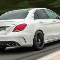 Mercedes-AMG-C63-Edition1 Heck