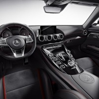 Mercedes-AMG-GT-S-Edition1 Cockpit Innenraum