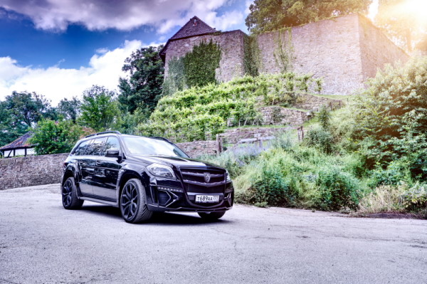 Mercedes-Benz GL Larte Design Hohenlimburg