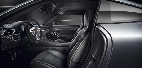 Porsche 911 Carrera 4 GTS Innenraum
