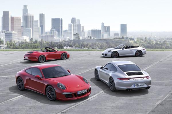 Porsche 911 Carrera GTS und 4 GTS Cabrio