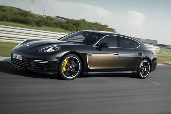 Porsche Panamera als Sondermodell Exklusive Series