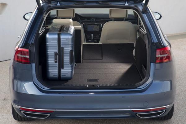 VW Passat Kombi Kofferraum