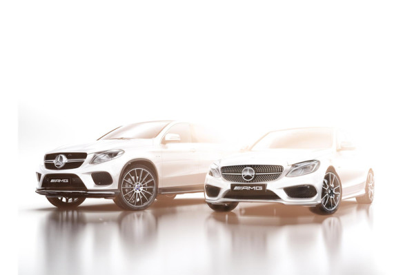 Mercedes-AMG 2014 Sportmodelle sports models