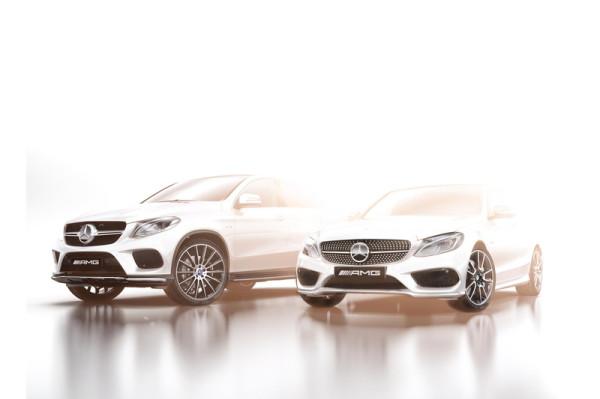 Mercedes-AMG 2014 Sportmodelle sports models