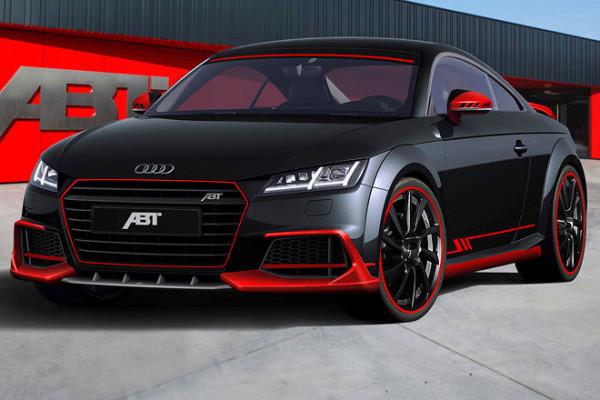 Tuner Abt verschärft Audi TT