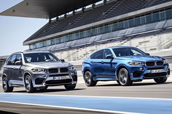 Mehr Power für BMW X5 M & X6 M