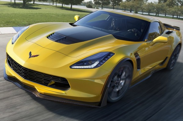 Chevrolet Corvette Z06 Tuning