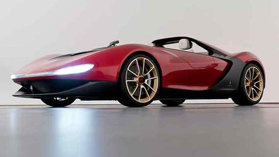 Ferrari Sergio Pininfarina – Sechs Stück und schon alle verkauft