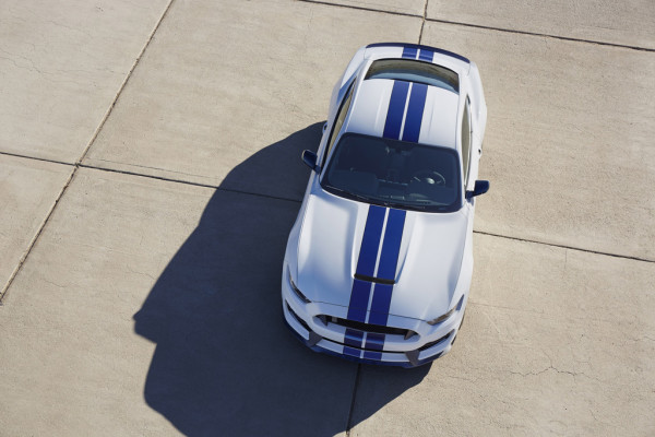 Ford Mustang Shelby GT 350 Oben