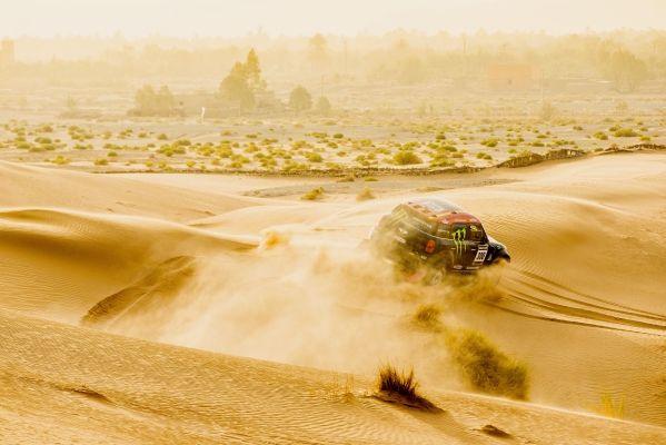 MINI ALL4 Racing wieder bei der Rallye Dakar 2015