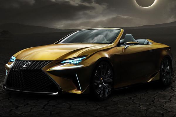 Lexus-Studie LF-C2