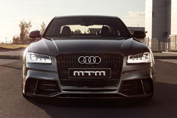 MTM Audi S8 Talladega Front