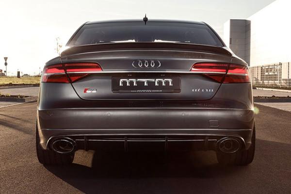 MTM Audi S8 Talladega Heck
