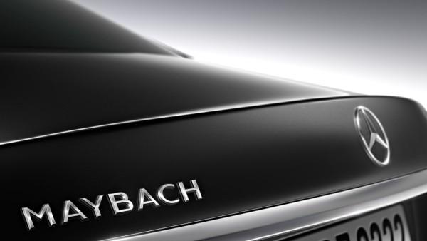 Mercedes-Maybach Logo Emblem Automarke