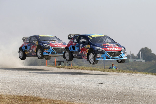 Peugeot 208 T16 Rallycross WM
