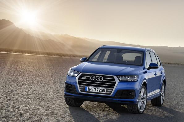 Neuer Audi Q7