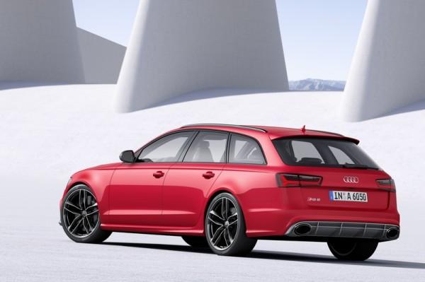 Kleines Update für den Audi RS6 Avant