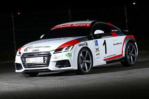 Audi TT Rallye M1 ORM