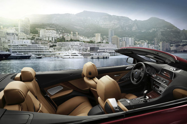 BMW 6 Cabrio