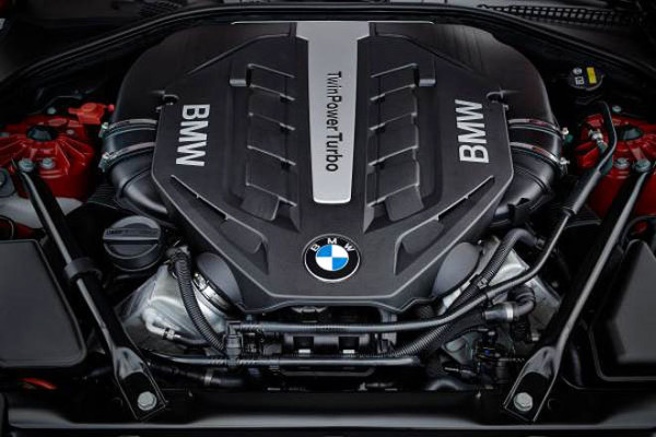 BMW 6 Motor