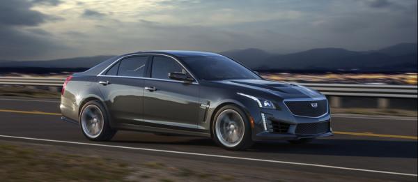 Stärkster Cadillac CTS-V