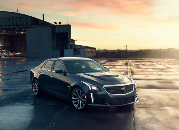 Cadillac CTS-V Limousine