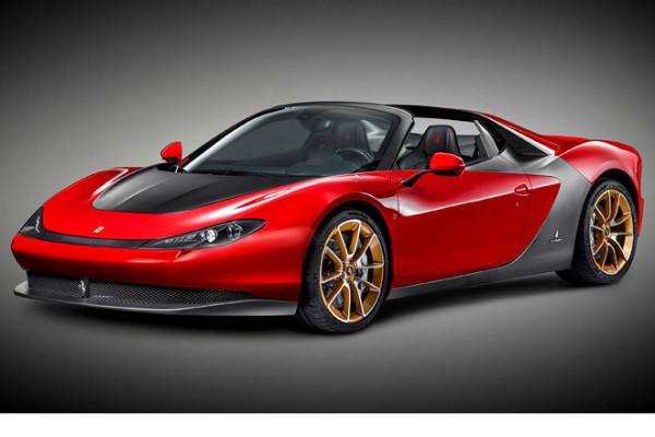 6 Ferrari Sergio