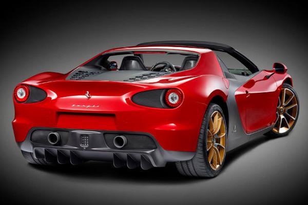 Ferrari Sergio Heck