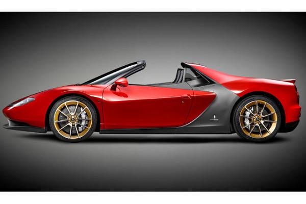 Ferrari Sergio Roadster