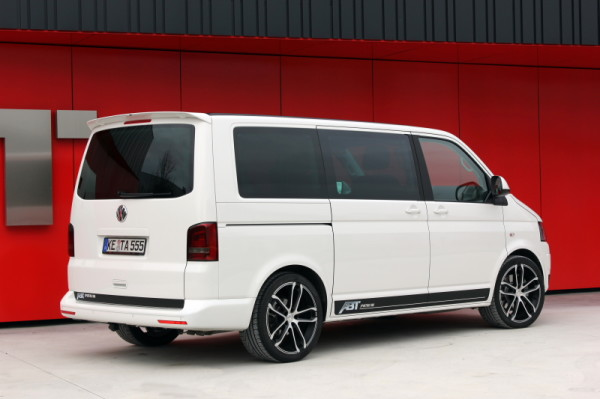 ABT T5 Sporting Van VW Bus 0002