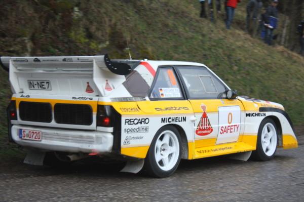 35 Jahre Audi quattro