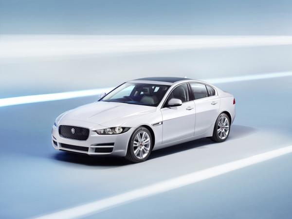 Der Jaguar XE kommt im Sommer