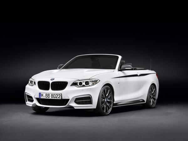M-Performance BMW 2er Cabrio