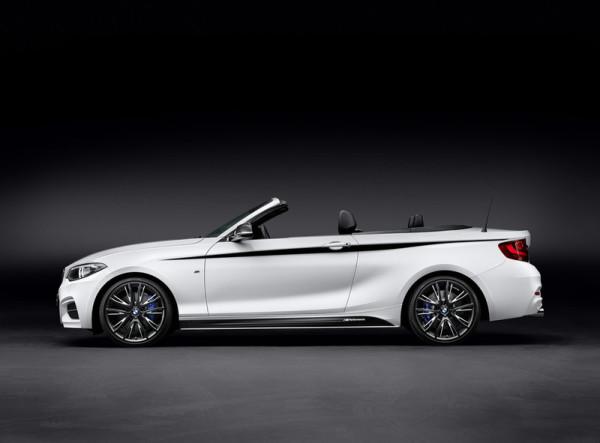 M-Performance BMW 2er Cabrio Tuning