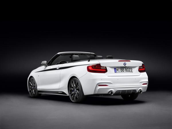 M-Performance BMW 2er Cabrio Zubehör