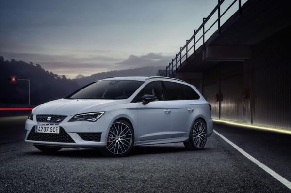 Der neue SEAT Leon ST Cupra