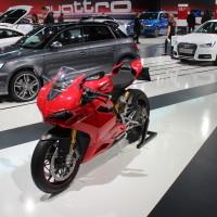 Vienna Autoshow 2015 Audi