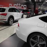 Vienna Autoshow 2015 Audi Q5