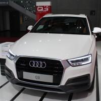 Vienna Autoshow 2015 Audi Q3