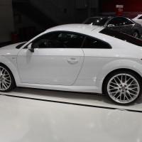 Vienna Autoshow 2015 Audi TT