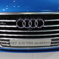 Vienna Autoshow 2015 Audi Q7 quattro