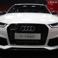 Vienna Autoshow 2015 Audi RS6 Avant quattro