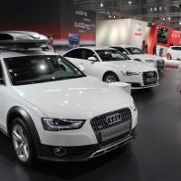 Vienna Autoshow 2015 Audi quattro
