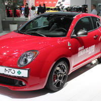 Vienna Autoshow 2015 Alfa Romeo