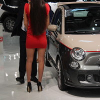 Vienna Autoshow 2015 Models