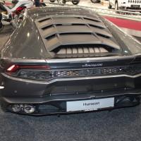 Vienna Autoshow 2015 Lamborghini Huracan