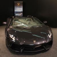 Vienna Autoshow 2015 Lamborghini